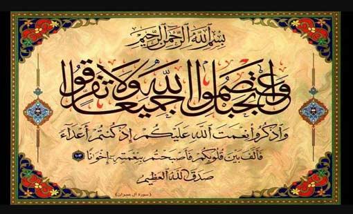 الوحدة الإسلامية في ظلال القرآن