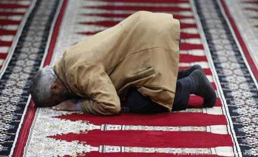 الصلاة الخاشعة