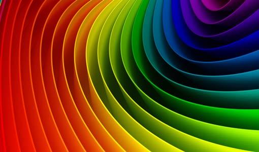 دليل قراءة الألوان