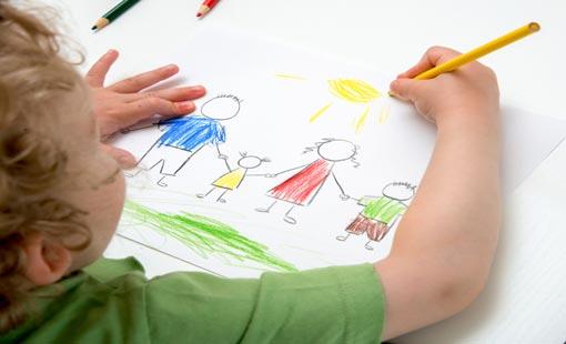 صناعة الطفل المبدع