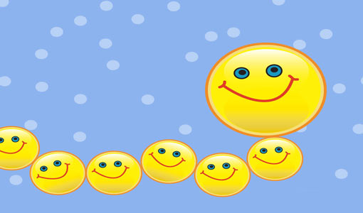 اصنع الابتسامة.. لتنعم بحياتك
