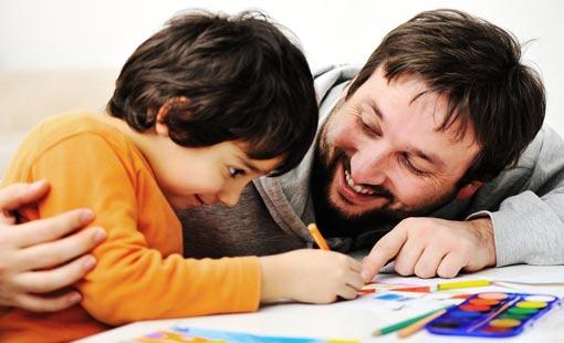 الثواب والعقاب في تربية الطفل