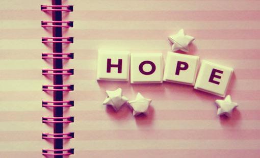 إياكم وضياع الأمل