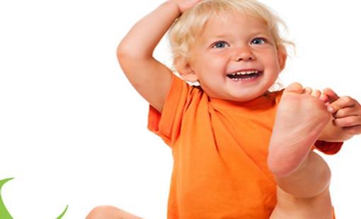 تدريب الطفل على اليوجا