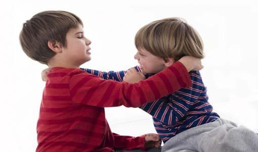 مظاهر السلوك العدواني لدى الأطفال
