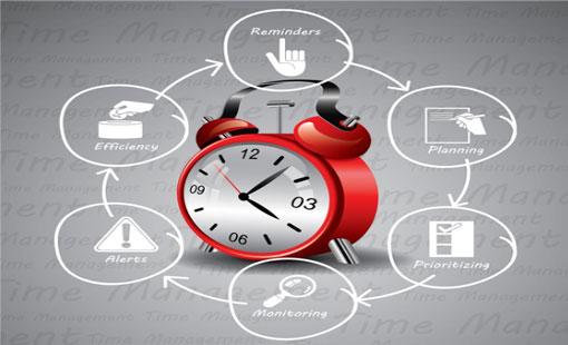 إدارة الوقت.. وسيلتك لإدارة حياتك