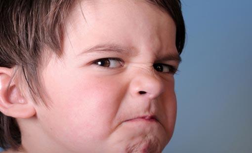 السلوك العنيف عند الطفل