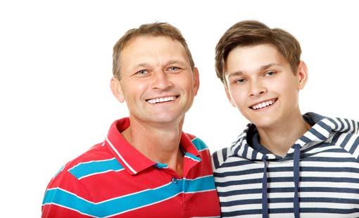 كيف يراك ابنك المراهق؟