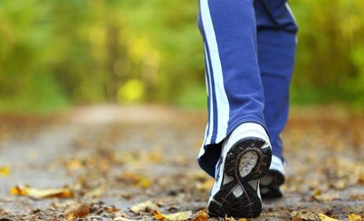 «رياضة المشي» النشاط السليم
