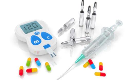 تفادي مضاعفات مرض السكر