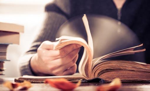 هل ثمة ما ينافس القراءة؟