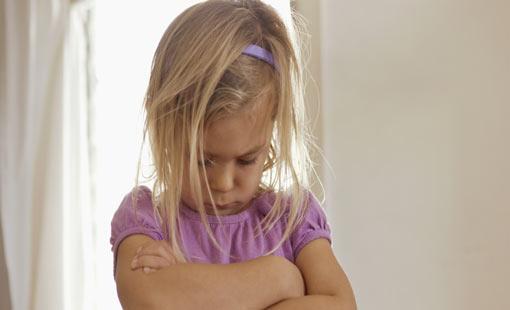 «لا» لعناد الأطفال