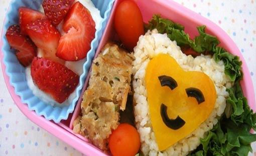 وجبات سريعة صحية مناسبة لطفلك