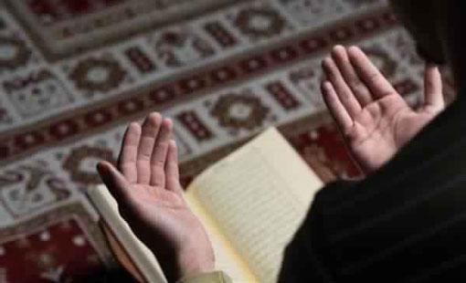 الدُّعاء وطلب العَون من الله تعالى