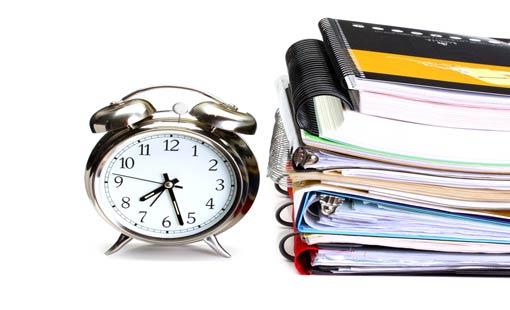 توفير الوقت في الوظائف الرئيسية