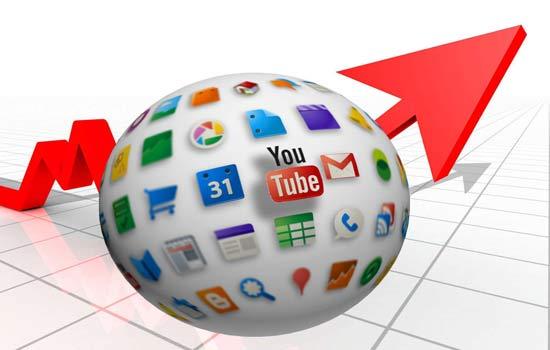 مميزات التسويق عبر الإنترنت
