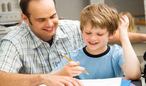 مساعدة الطفل في تحقيق نجاحه الدراسي