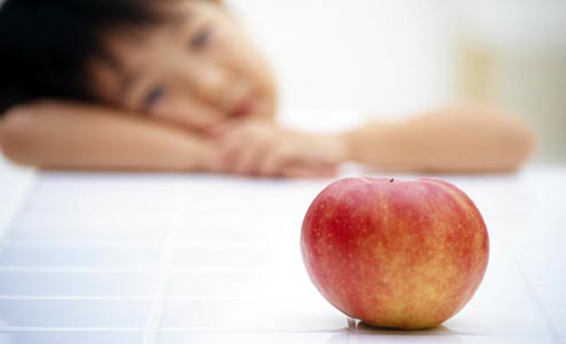 أطفال يكرهون الفواكه