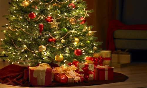 روايات واحتفالات حول شجرة الميلاد