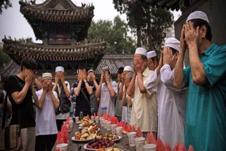 رمضان في الصين «باتشاي» ونكهة مختلفة