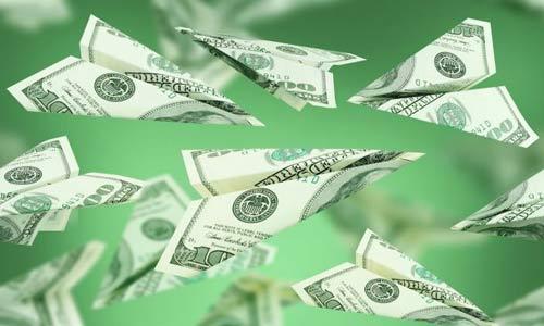 أرسل الأموال بتغريدة