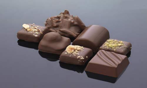 أصابع الشوكولا