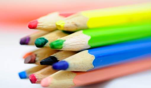 إرسم لحياتك لون خاص