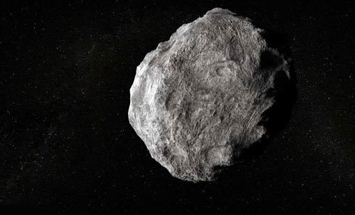 كويكب غريب يقتحم مجموعتنا الشمسية