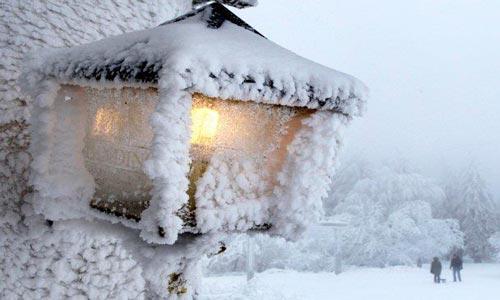 أكثر شعوب العالم كرهاً للثلوج (بالصور)