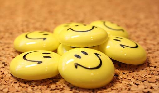 خط الحياة السعيدة
