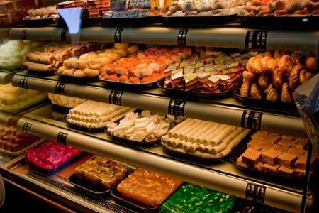 الحلويات لا تؤدي إلى السمنة