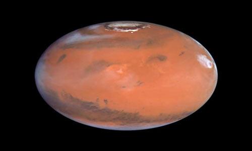 تسعون ألف رسالة تحية إلى المريخ