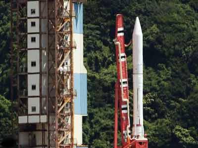 صاروخ ياباني قليل الكلفة إلى الفضاء