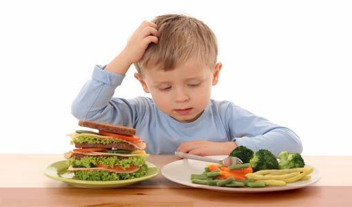 10 حلول لمعالجة فقدان الشهية عند الأطفال