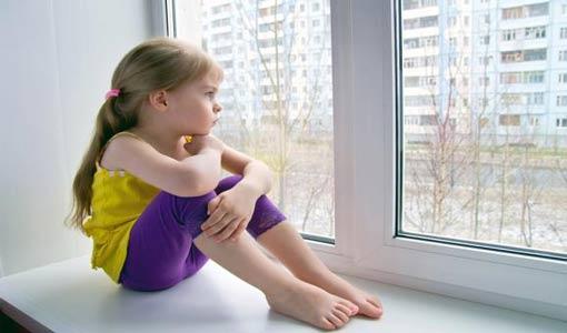 الخوف.. شائع جداً عند الأطفال