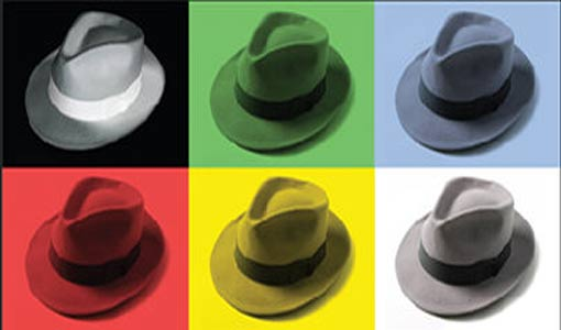 برنامج القبعات الست