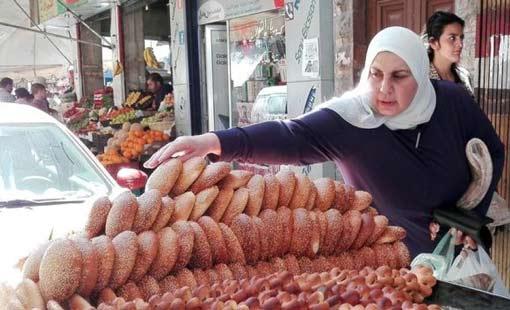 يوميات رمضانية من دمشق قبل عيد الفطر