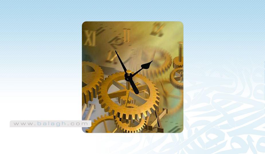 خصوصية الزمن في رمضان