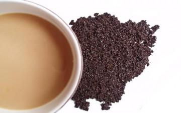 اشربي القهوة ولا ترمي التفل