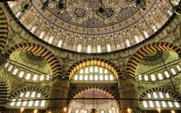 العطاء الإيجابي للفنان المسلم
