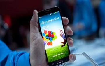 سامسونغ تطور غالاكسي إس 4 مقاوما للماء
