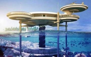 دبي تخطط لأكبر فندق تحت الماء