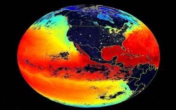 ماذا سيحدث لو إرتفعت حرارة الأرض أربع درجات مئوية؟