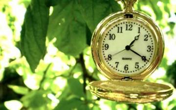 الوقت هو الحياة