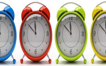 إدارة الوقت بحكمة أكبر