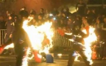 21 أميركي أشعلوا النار في أنفسهم من أجل رقم قياسي