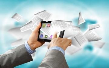 مفهوم النشر الرقمي