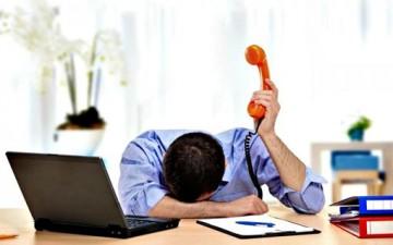 طرق التخلص من ضغوط العمل