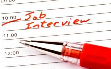 الأخطاء الشائعة في المقابلات الوظيفية