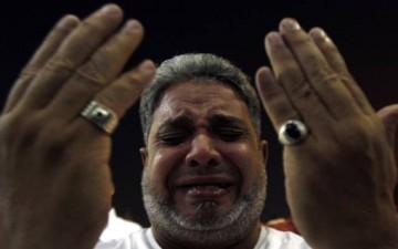 البكاء من خشية الله تعالى